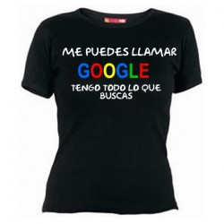 Puedes llamarme Google....