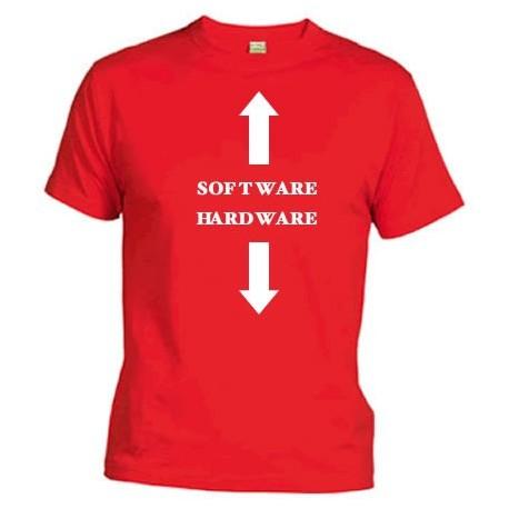 Software arriba hardware Abajo