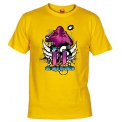 Camiseta El DJ es una Mierda