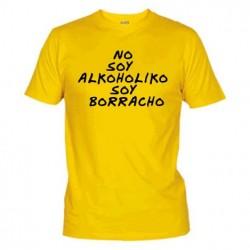 No soy Borracho, soy Alcoholico