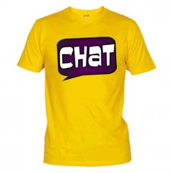 Camiseta Chat