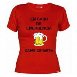 En caso de Emergencia, Dame Cerveza