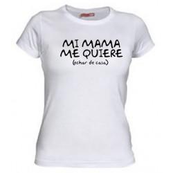 Mi Mama me quiere, (echar de casa)