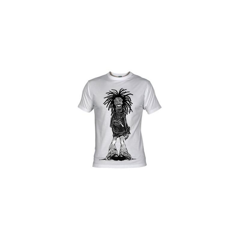 Camiseta Rasta Fumeta