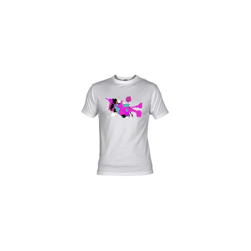 Camiseta Manchas