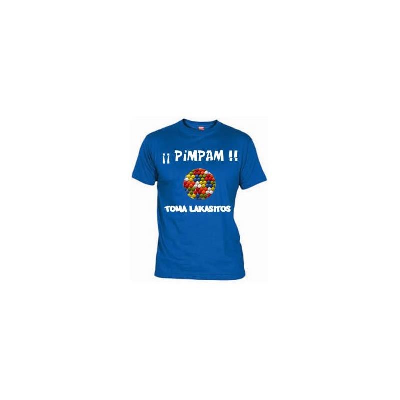 Camiseta Pim Pam Toma Lakasitos