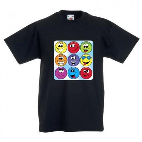 Smilies - Camisetas para Niños