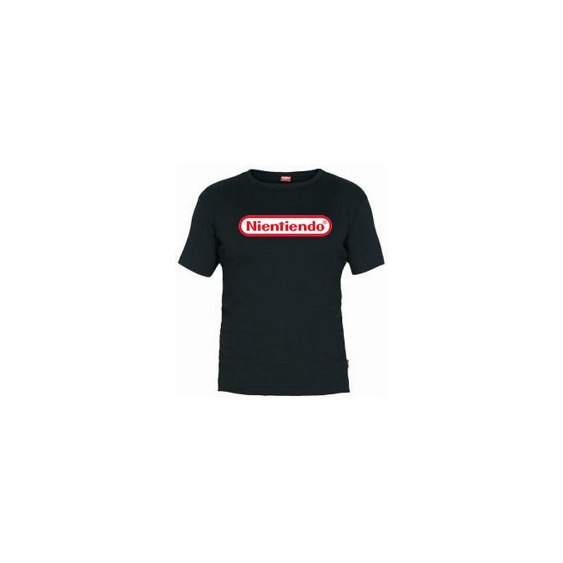 Camiseta Nientiendo