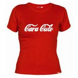 Camiseta Cara Culo