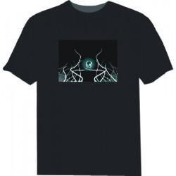 Camiseta Led, Tribal