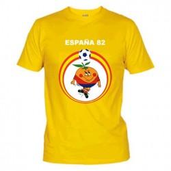 Camiseta Naranjito