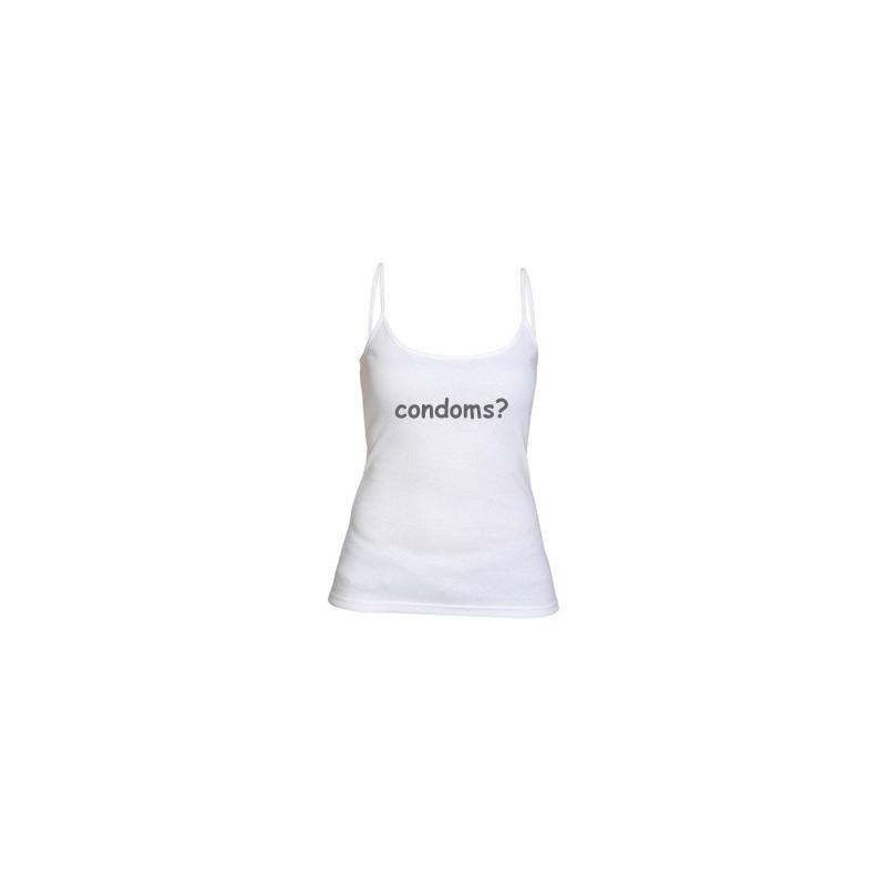 Camiseta Condom