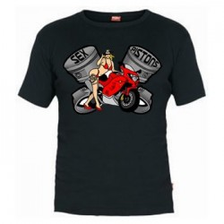 Camiseta Sex Pistons