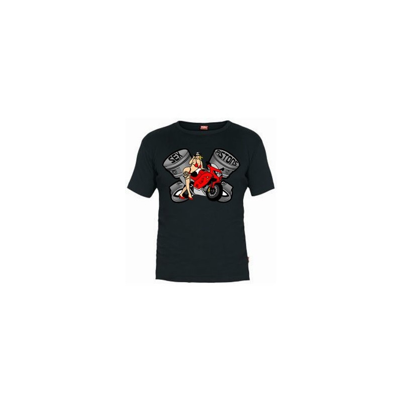 Camiseta Sex Pistons
