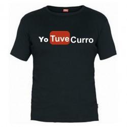 Camiseta Yo Tuve Curro