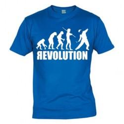 Camiseta Revolution, Revolucion