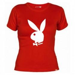 Camiseta Playboy Conejo