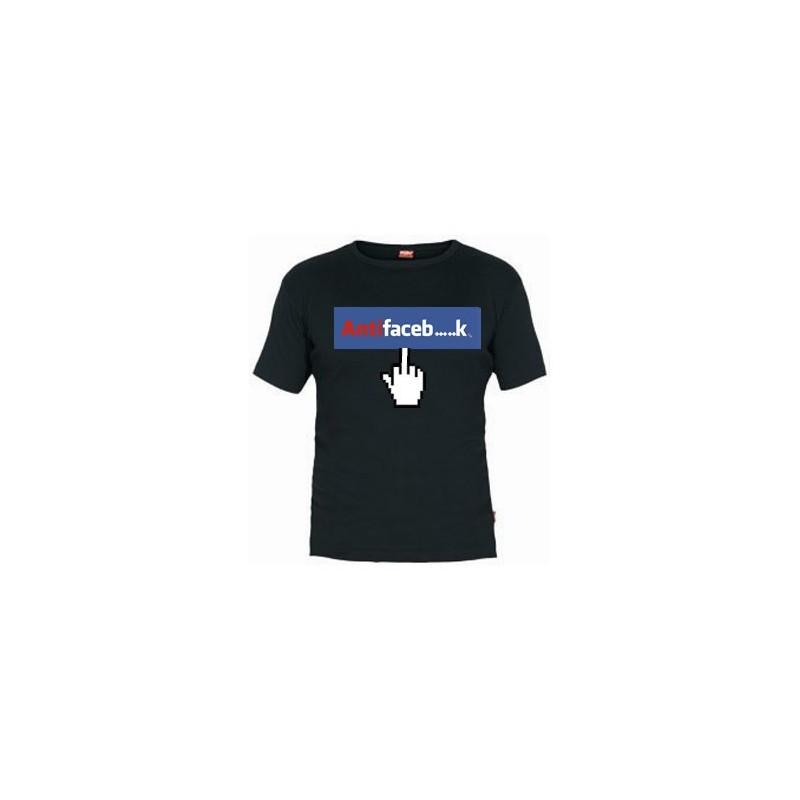 Camiseta AntiFacebook