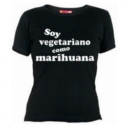 Soy Vegetariano, Como Marihuana