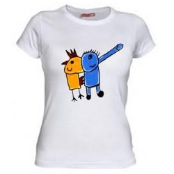 Camiseta Gallifantes - Camisetas de los Años 80