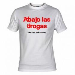 Abajo las Drogas, Fdo: Los del Sotano