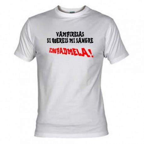 Vampiresas si quereis mi sangre, Chupadmela