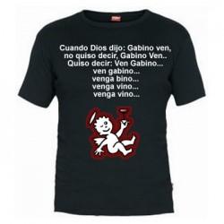 Camise Cuando Dios dijo...Ven Gabino