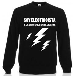 Sudaderas Soy Electricista