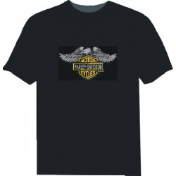 Camiseta Led Harley Davidson