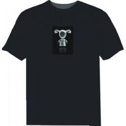Camiseta Led Chica