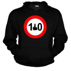 Sudadera con capucha 110