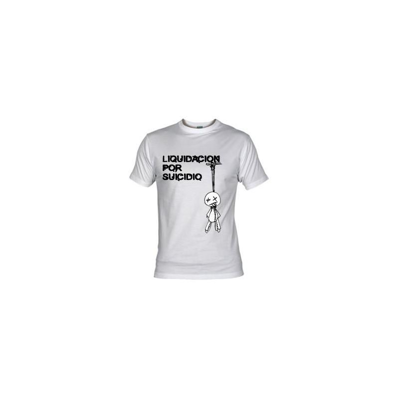 Camiseta Liquidacion por Suicidio
