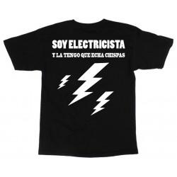 Camiseta Soy electricista