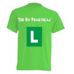 Camiseta Tío en Prácticas