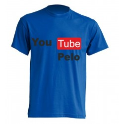 Camiseta You Tube Pelo