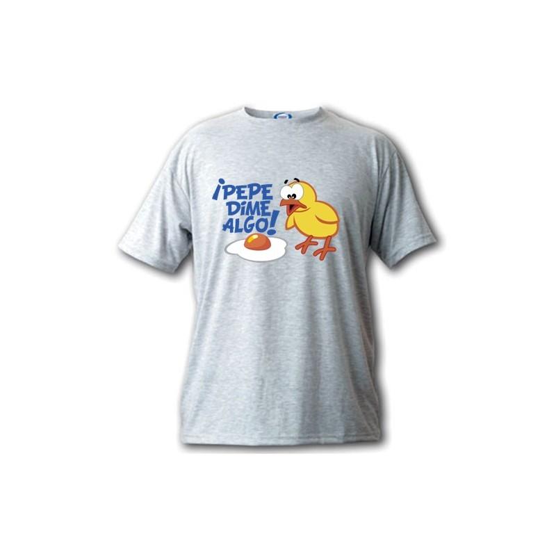 Camiseta Pepe Dime Algo