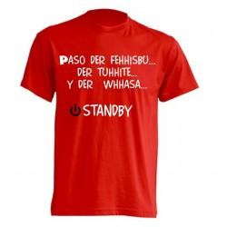 Camiseta Paso der fehhisbu...