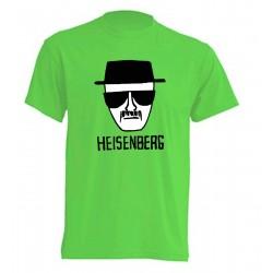 Camiseta Heisenberg Dibujo