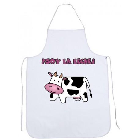 Delantal Soy La leche