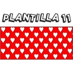 Pack SAN VALENTIN 2 tazas + 2 llaveros de corazón con estuche personalizables  (ENVIO GRATIS)