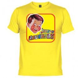 Camiseta de Juegos Reunidos