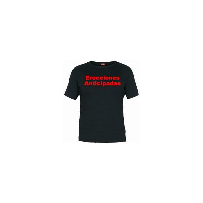 Camiseta Erecciones Anticipadas