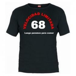 Camiseta Velocidad Limitada