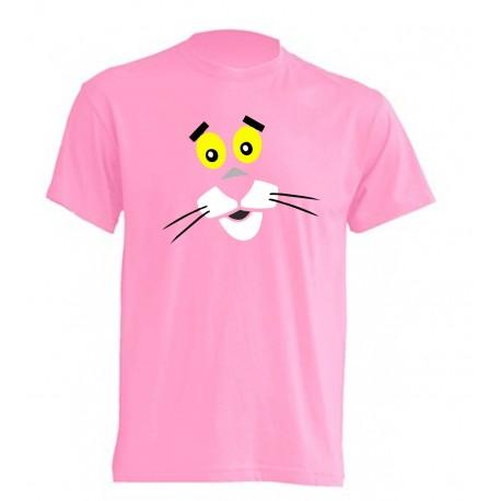 Camiseta Pantera Rosa Integral