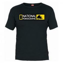 Camiseta National Pornographic