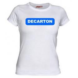 Camiseta DeCarton