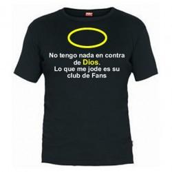 Camiseta Dios