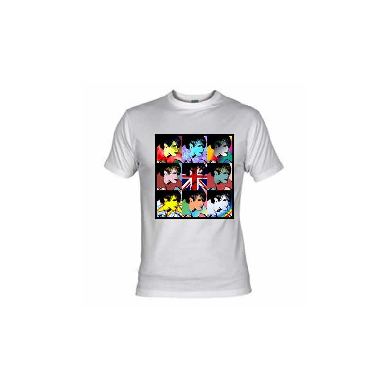 Camiseta Pop England