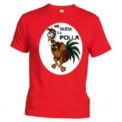 Camiseta Me Suda la Polla