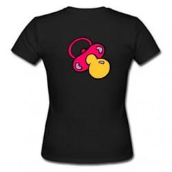 Camiseta Chupete